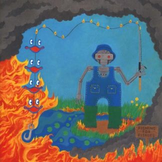 KING GIZZARD & LIZARD WIZARD Fishing For Fishes LP Limited Edition