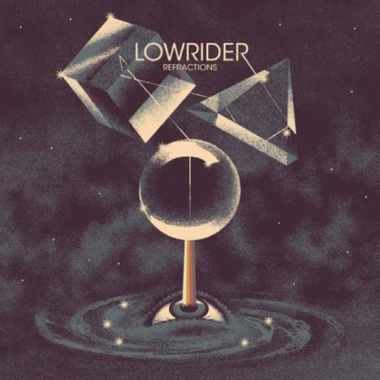 LOWRIDER Refractions CD