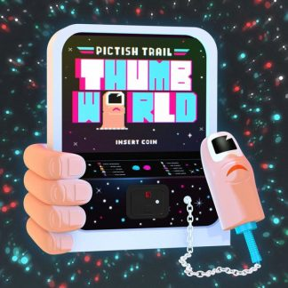 PICTISH TRAIL Thumb World CD
