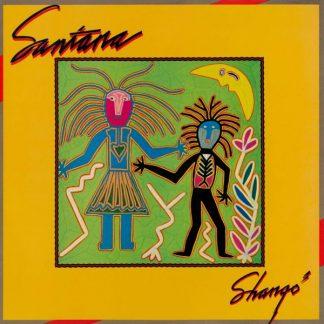 SANTANA Shango LP