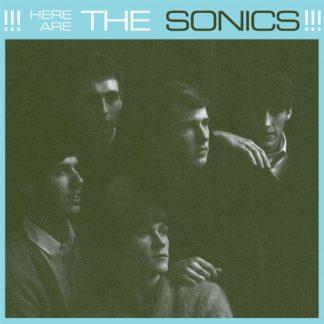 SONICS Here Are The Sonics LP