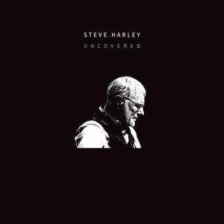 STEVE HARLEY Uncovered LP