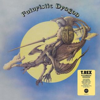 T.REX Futuristic Dragon LP Limited Edition