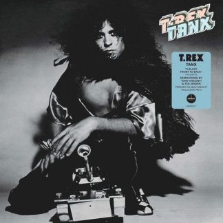 T.REX Tanx LP Limited Edition