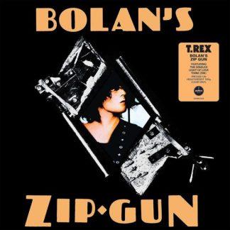 T.REX Bolan's Zip Gun LP Limited Edition