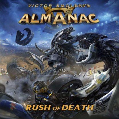 ALMANAC Rush Of Death  CD+DVD