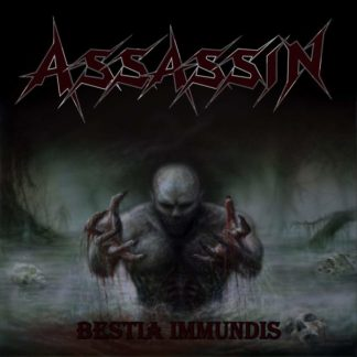 ASSASSIN Bestia Immundis LP Limited Edition