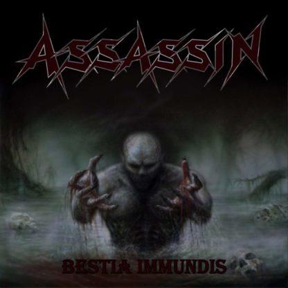 ASSASSIN Bestia Immundis LP Limited Edition
