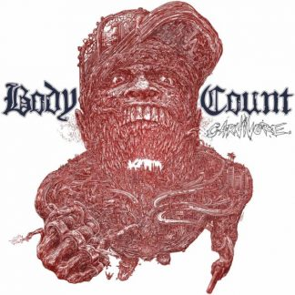 BODY COUNT Carnivore  LP+CD