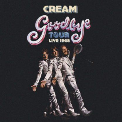 CREAM Goodbye Tour - Live 1968 BOX 4 CD Limited Edition