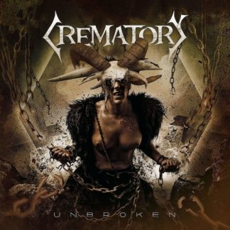 CREMATORY Unbroken BOX SET   Limited Edition