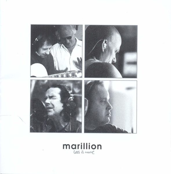 MARILLION Less Is More 2xLP DLP Limited Edition