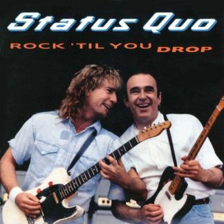 STATUS QUO Rock Till You Drop BOX 3CD Deluxe Edition