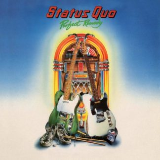 STATUS QUO Perfect Remedy BOX 3CD Deluxe Edition