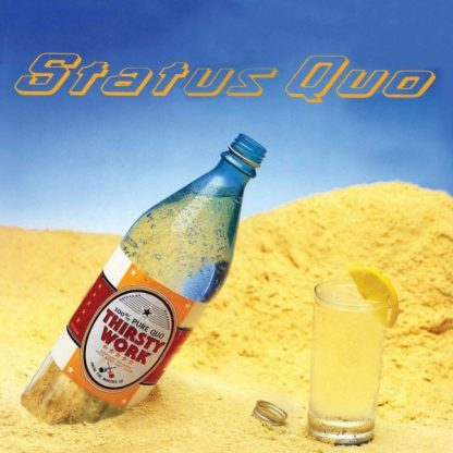 STATUS QUO Thirsty Work 2CD Deluxe Edition