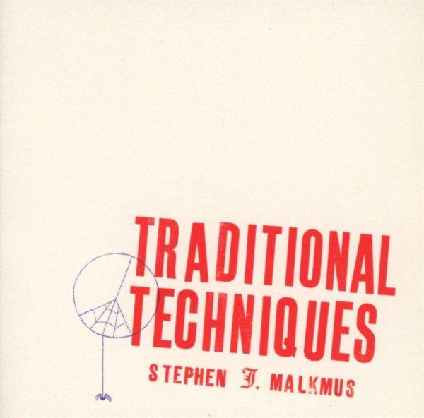 STEPHEN MALKMUS Traditional Techniques LP Limited Edition