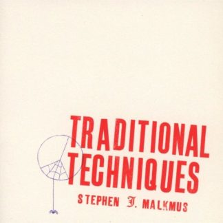 STEPHEN MALKMUS Traditional Techniques CD