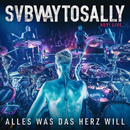 SUBWAY TO SALLY Hey! Live - Alles Was das Herz Will 2CD