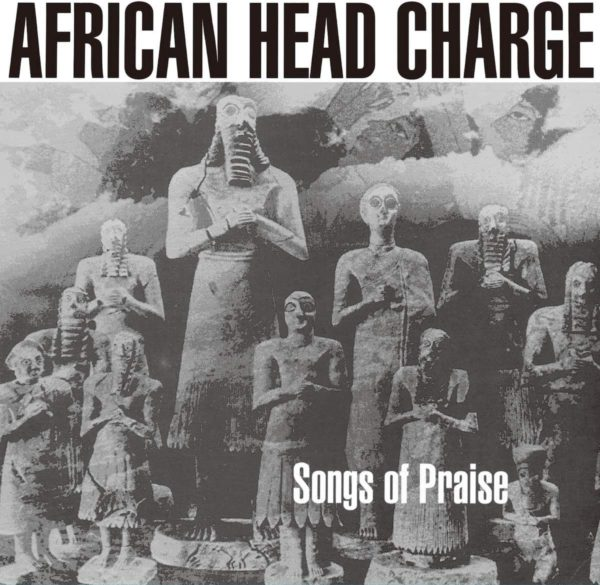 AFRICAN HEAD CHARGE Songs Of Praise DLP Limited Edition