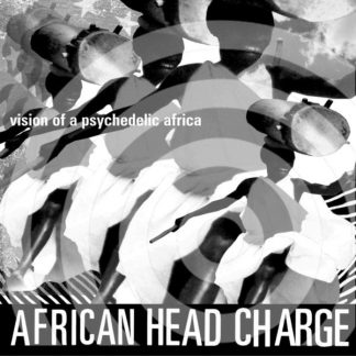 AFRICAN HEAD CHARGE Vision Of A Psychedelic Africa DLP