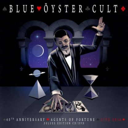 BLUE OYSTER CULT Agents Of Fortune 40th Anniversary Live 2016 LP