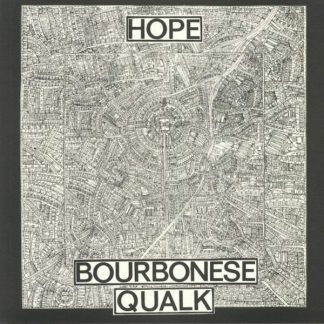 BOURBONESE QUALK Hope CD