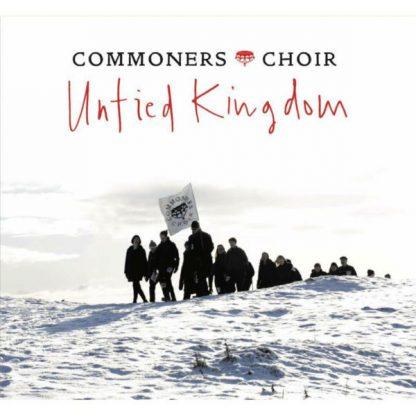 COMMONERS CHOIR Untied Kingdom CD