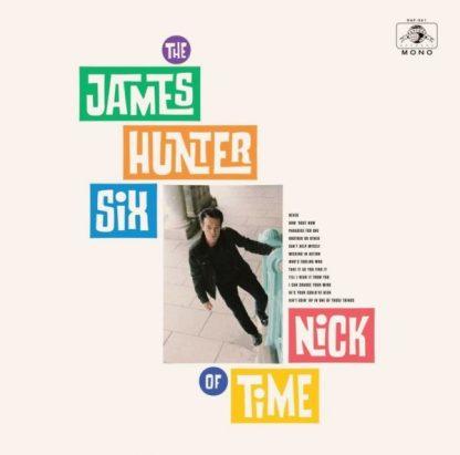 JAMES HUNTER SIX Nick Of Time CD