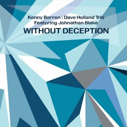 KENNY BARRON/DAVE HOLLAND TRIO Without Deception DLP