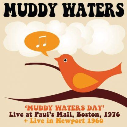 MUDDY WATERS DAY Boston 1976 2CD