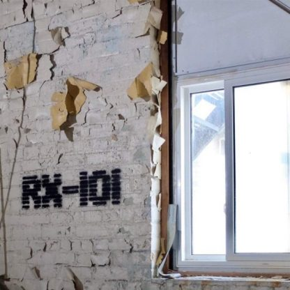 RX 101 Serenity CD