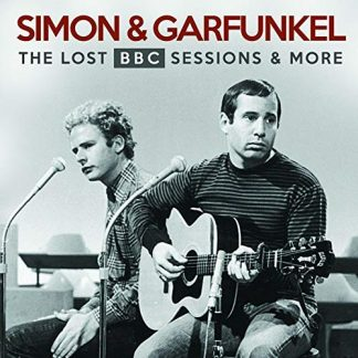 SIMON & GARFUNKEL The Lost BBC Sessions 1965 & More CD