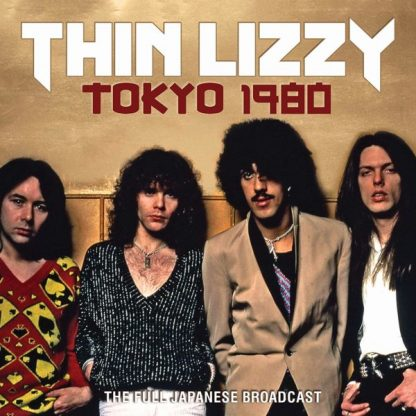 THIN LIZZY Tokyo 1980 CD