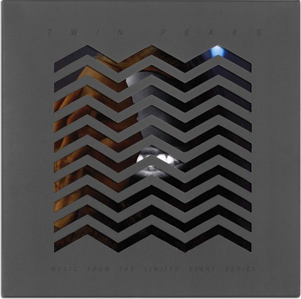 TWIN PEAKS Music From The Limited Events Series DLP Limited Edition