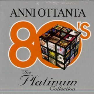 80'S The Platinum Collection 3Cd NUOVO
