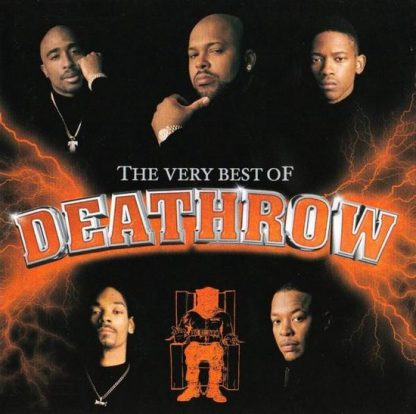 The Very Best Of Deathrow Cd NUOVO