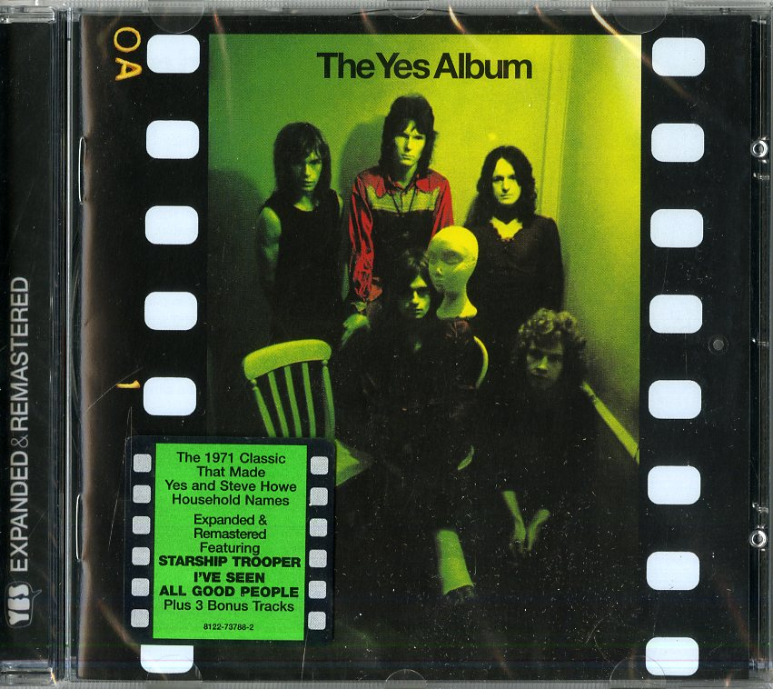 The Yes Album (Expanded & Remast.)