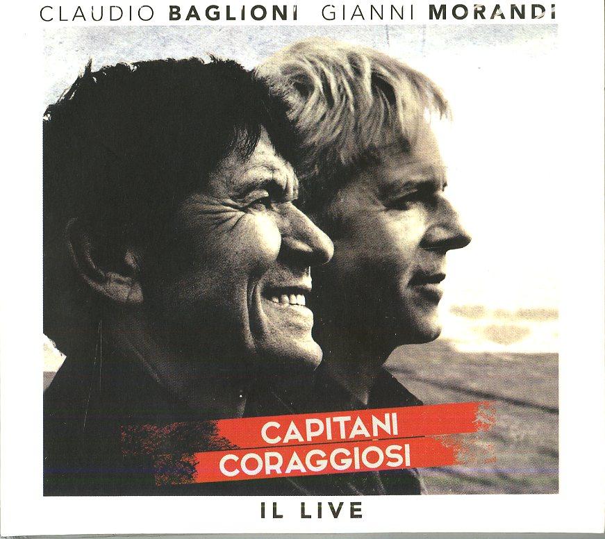 Capitani Coraggiosi Il Live (2Compact Disc Digipack + Booklet 36 Pagine)