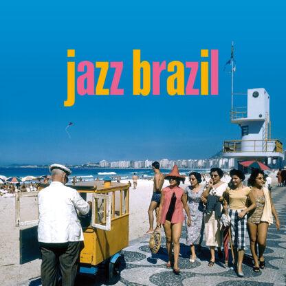 Jazz Brazil (Gatefold), Compilation