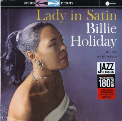 Lady In Satin, Holiday Billie